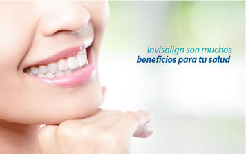 Invisalign® – La alternativa transparente a los brackets fijos.
